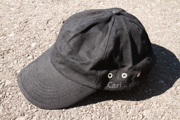 A Carl Zeiss hat