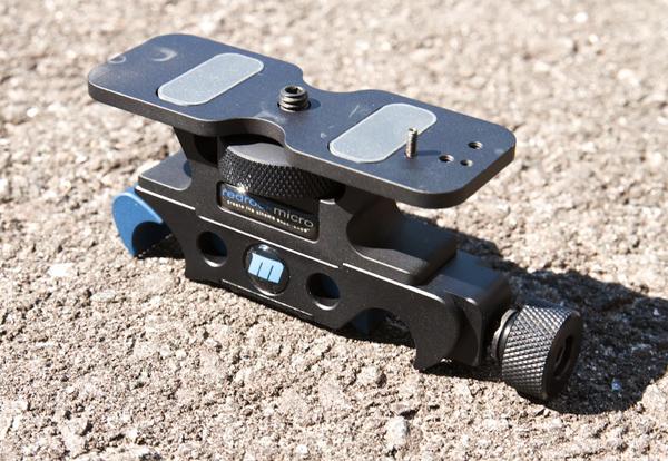 Redrockmicro DSLR baseplate (demo kit)