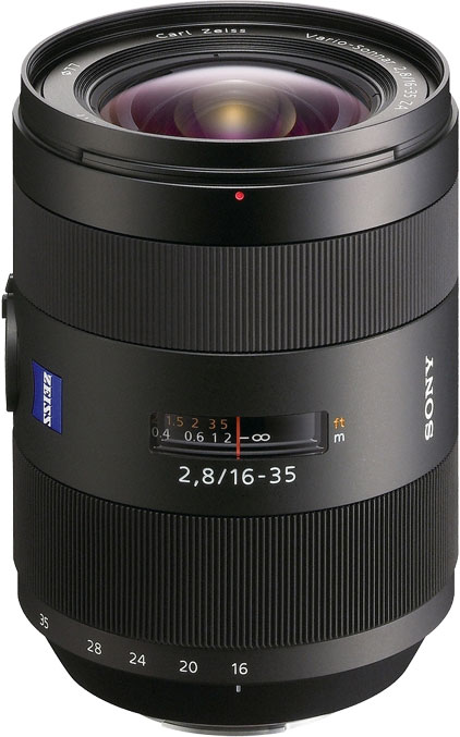 Zeiss 16-35mm f2.8 for Sony Alpha