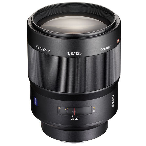 Zeiss 135mm f1.8 for Sony Alpha