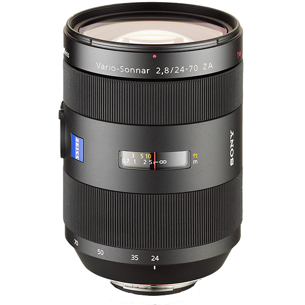 Zeiss 24-70 f2.8 for Sony Alpha