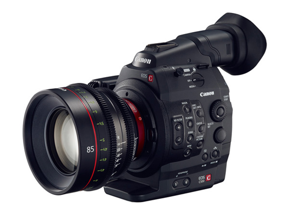 The Canon C500