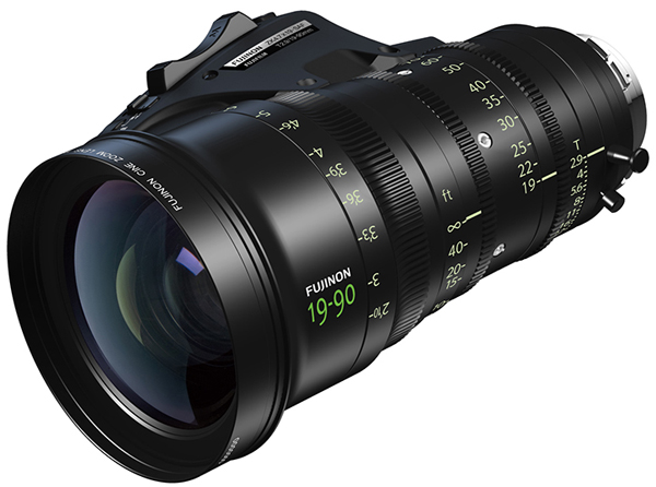 The Fujinon Cabrio PL Cine lens - will soon have competition from Zacuto