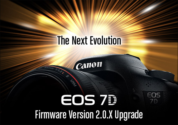 at long last canon announce new 7d firmware with manual audio level rh newsshooter com Canon EOS 50D Canon 7D Mark II