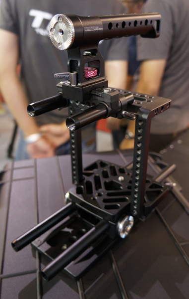 Tilta cage for the Blackmagic Design cinema camera