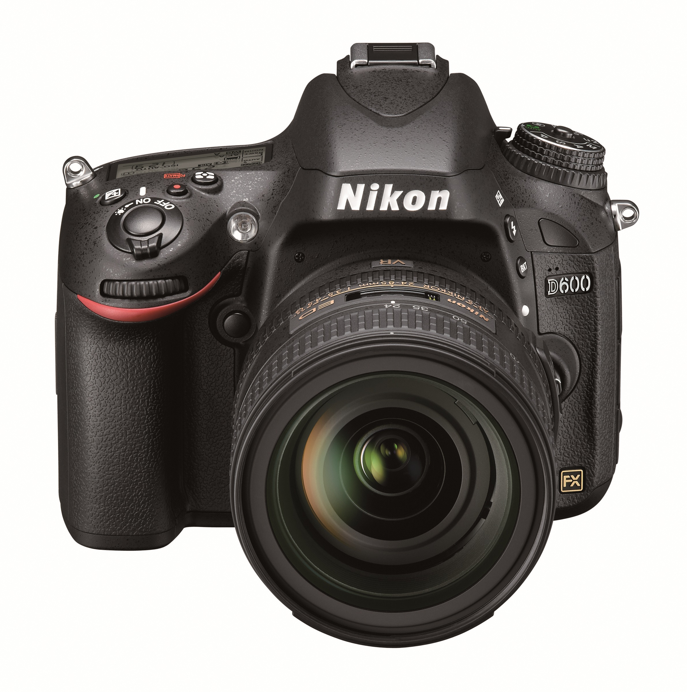 It's the cheapest full-frame DSLR on the market - But is the Nikon ...