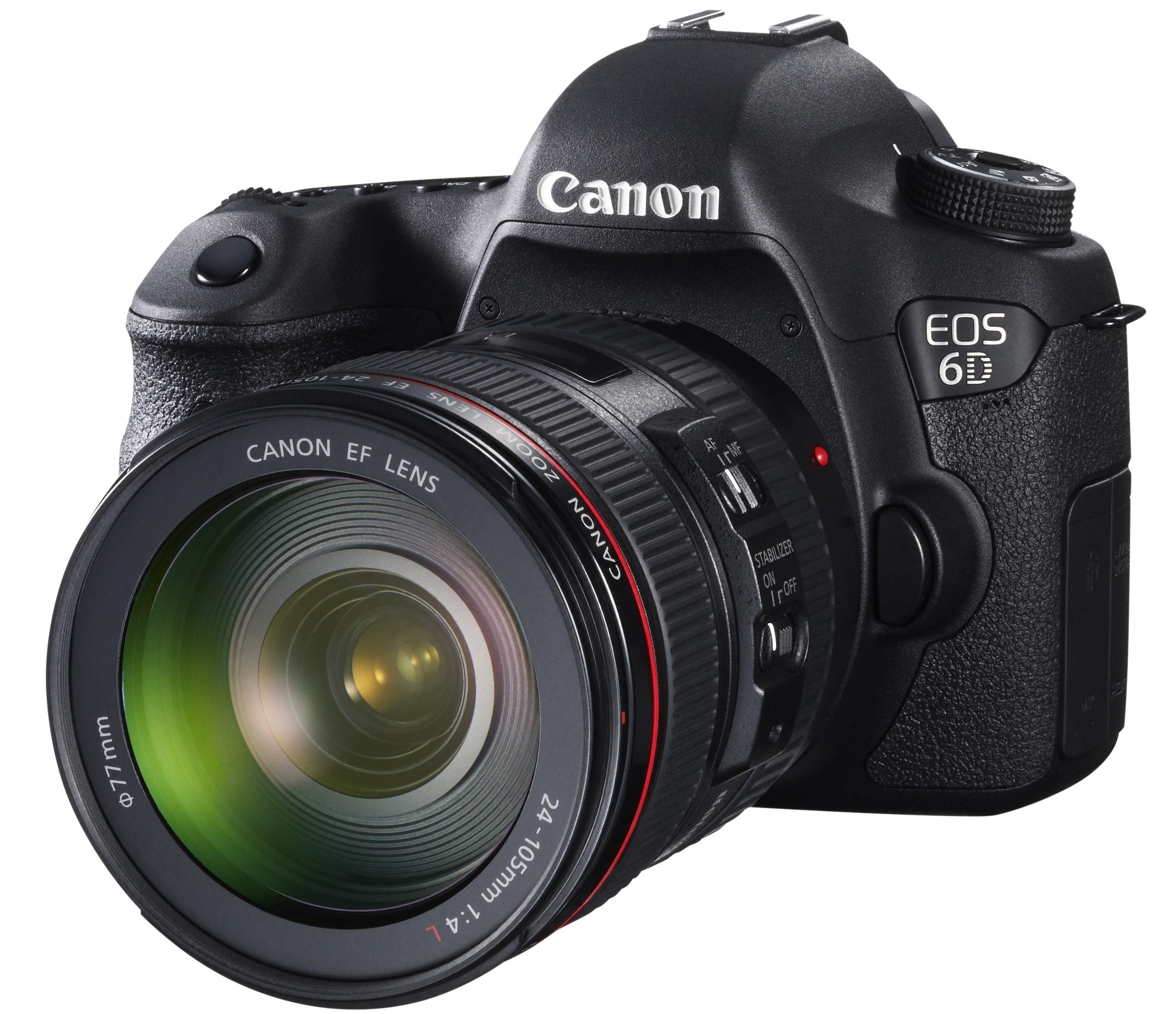 The new Canon EOS 6D full-frame DSLR: a miss for video journalists ...