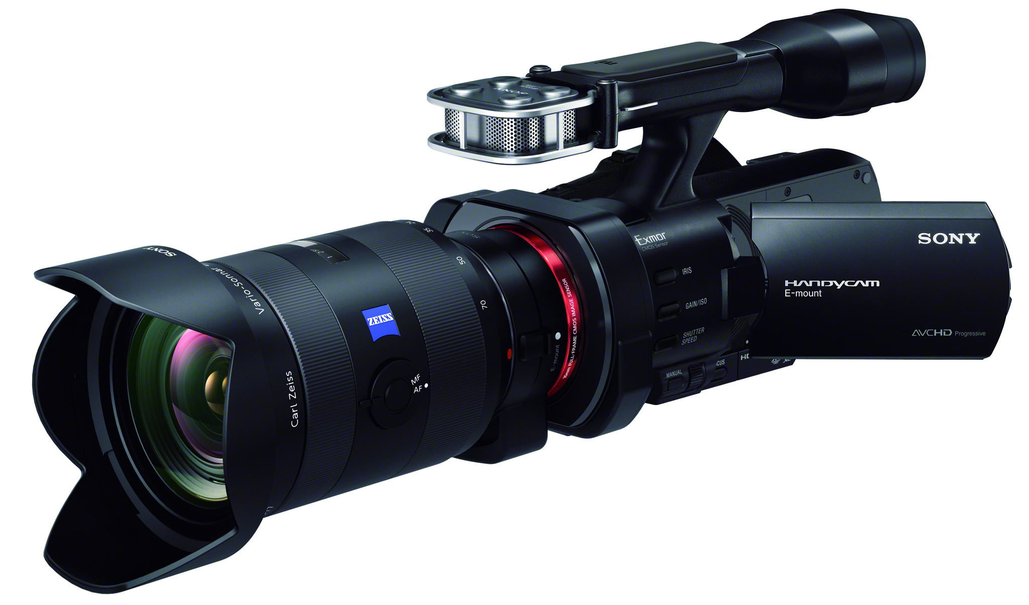 Sony launch NEX-VG900 and A99 full-frame cameras, VG30 camcorder and ...