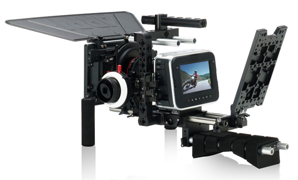 Arri S New Rig For The Blackmagic Design Cinema Camera