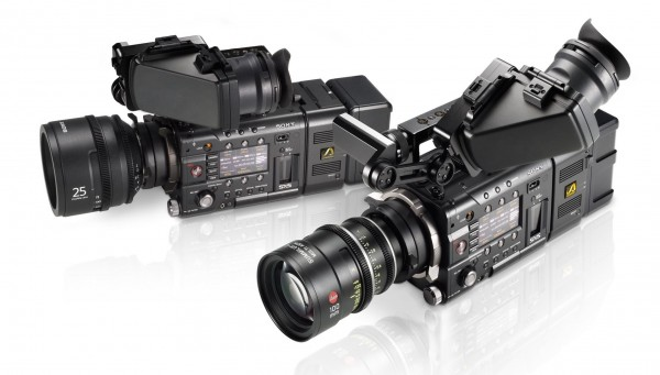 The Sony F5 and F55