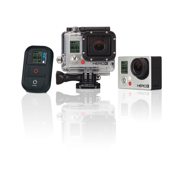 GoPro Hero 3 launched: 2 7K video at 30fps as well as 1080P