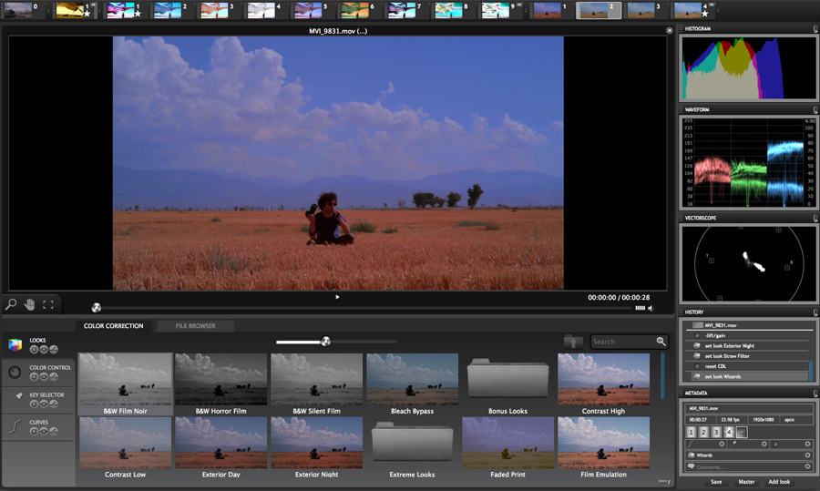 Technicolor releases $99 CineStyle Color Assist - grading