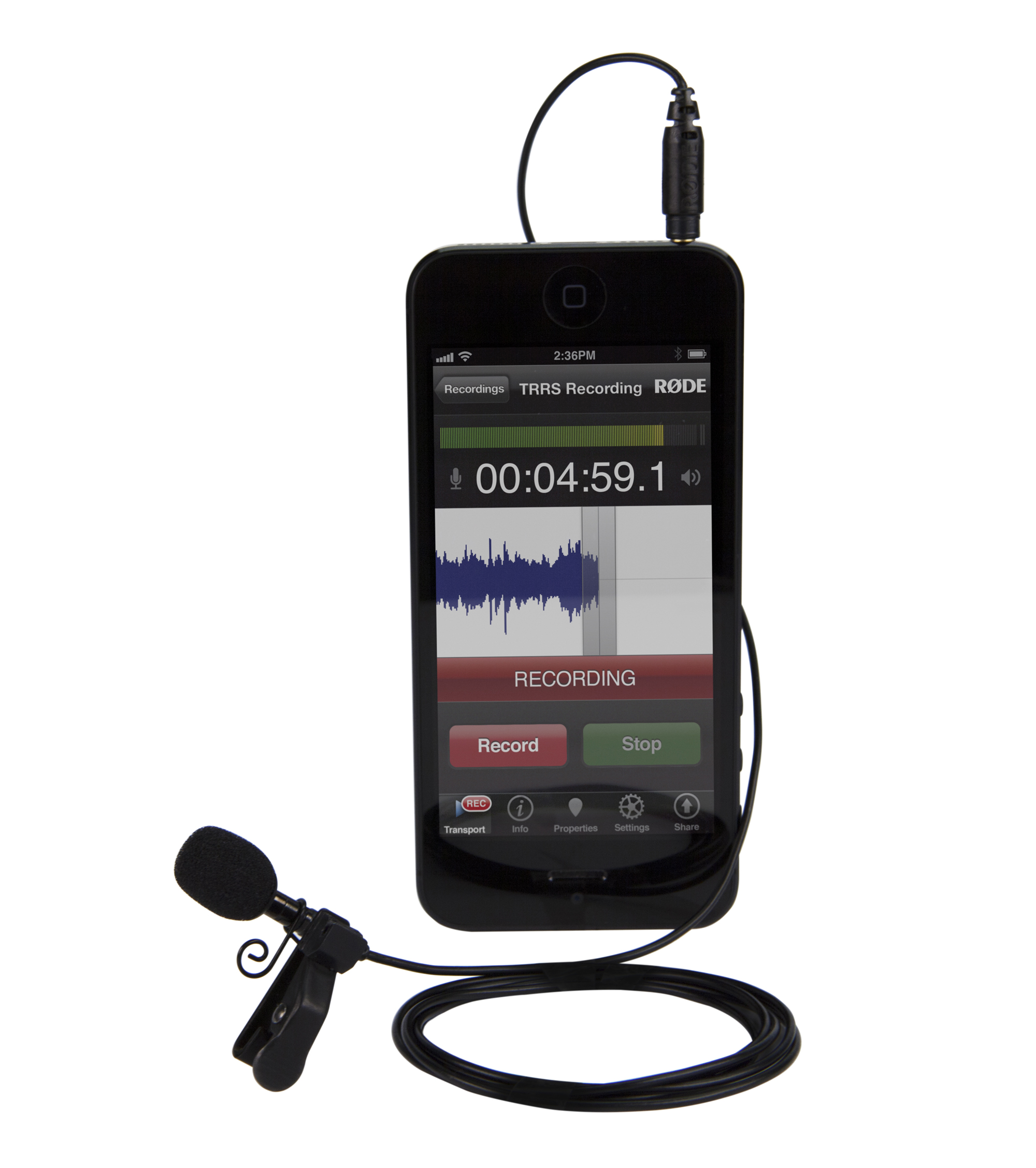 Rode launch $60 smartLav mic for iOS devices – a low cost solution interview audio solution?