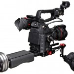 Zacuto launch the C-shooter – a simple yet elegant rig for the Canon C100, 300 and 500