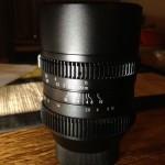 SLR MAGIC HyperPrime Cine 35mm T0.95 Review