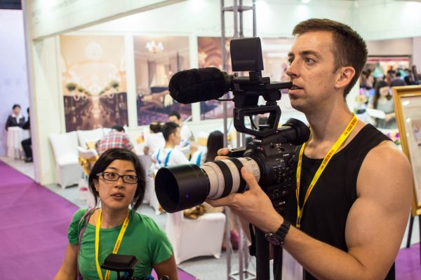 Shooting the People's Republic of Love with the Canon C300