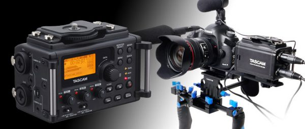 The Tascam DR-60d