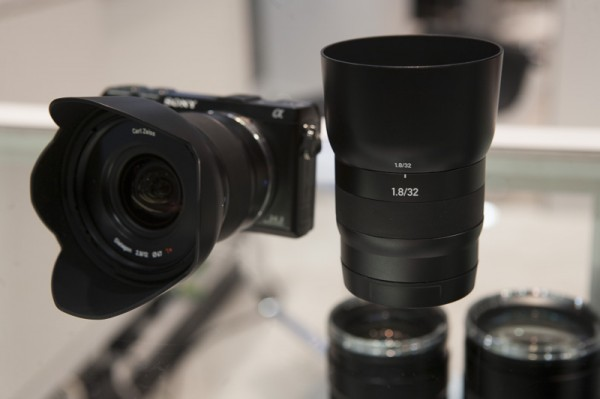 Zeiss NEX lenses