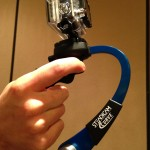 NAB 2013: Steadicam Solo combination stabiliser/monopod and Steadicam Curve for GoPro