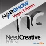 Matt Allard and Rick Macomber wrap up NAB 2013 on the NeedCreative podcast