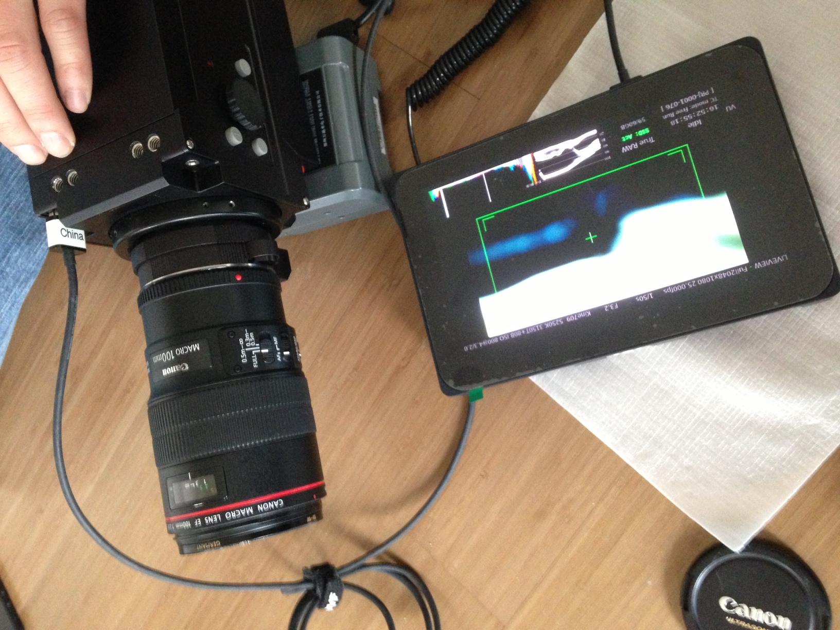 Canon 5D RAW hack – useful for real world production?
