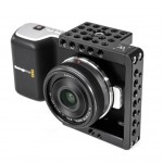 Wooden Camera launch $99 Blackmagic Design Pocket Cinema Camera cage