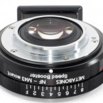 New Metabones Speedbooster for Nikon-G to NEX and Micro 4/3