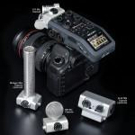 Sound-on-Sound magazine get brief hands-on with Zoom H6 audio recorder