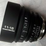 BIRTV 2013: G.L.Optics show off Cinema converted Sigma 18-35mm f1.8 and Leica R primes