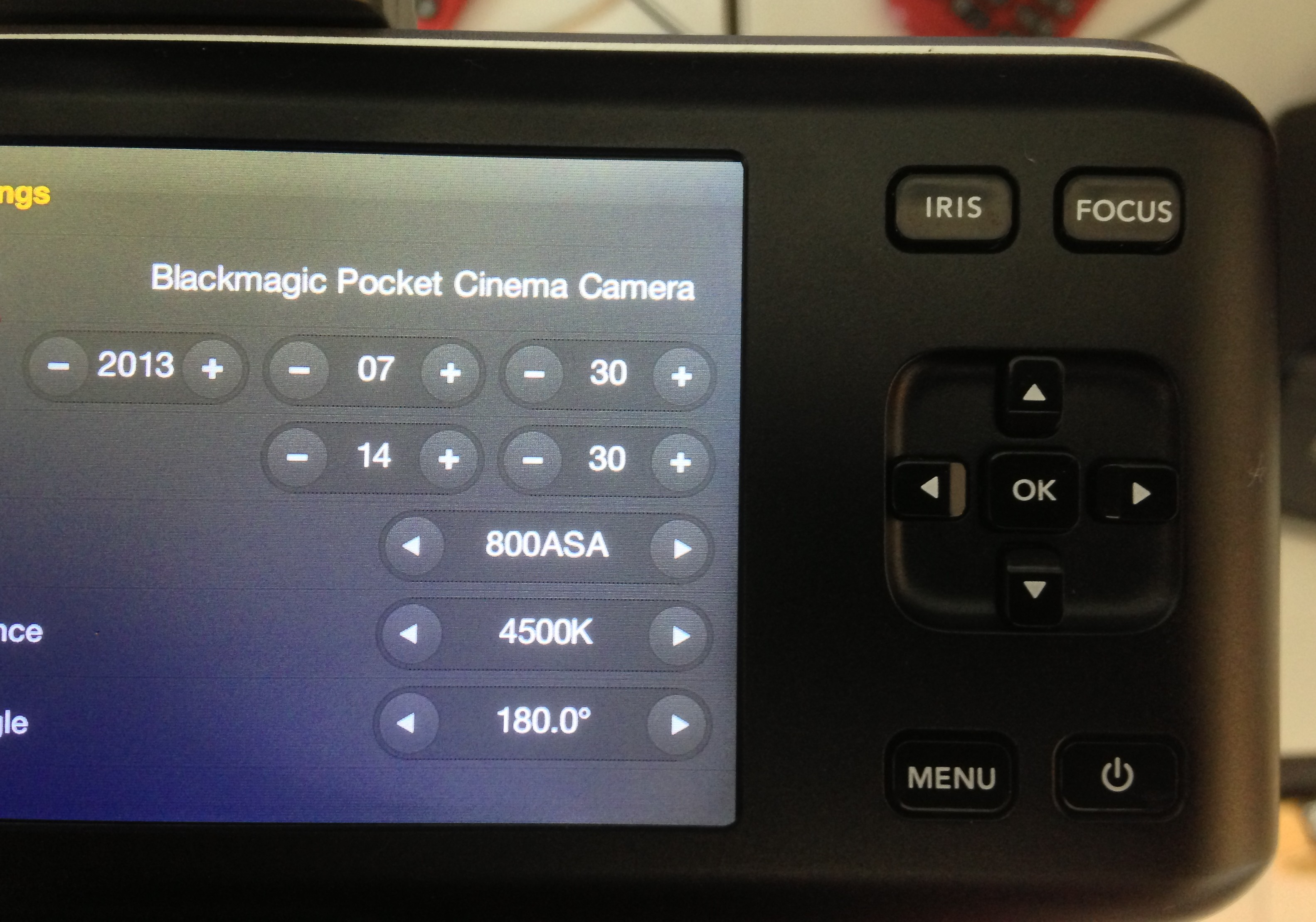 Blackmagic Pocket Cinema Camera night time testing at 1600ASA – and image quality issues