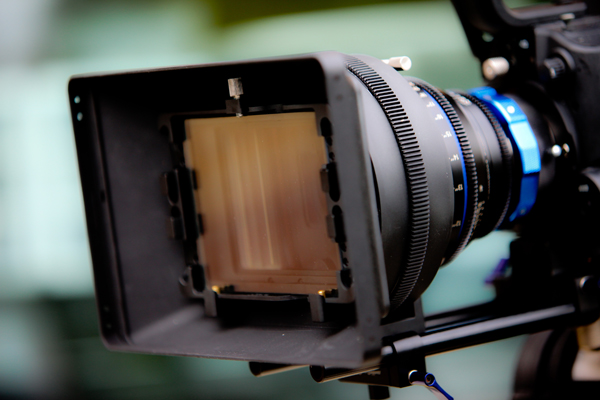 The Letus35 Anamorphic lens adapter