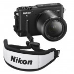 The new Nikonos? Nikon 1 AW1 interchangable lens camera that shoots video up to 15m underwater