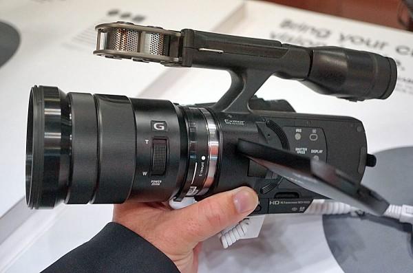 Sony E mount 18-105mm f/4