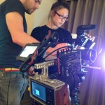 Clinton Harn and Matt Allard look at Movcam's Blackmagic cages for Dragon Image