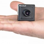 Marshall launch $499 HD-SDI enabled micro-camera for broadcast