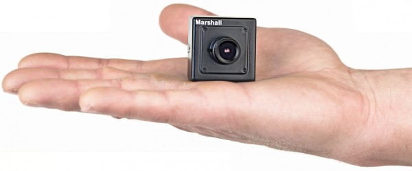 Marshall launch $499 HD-SDI enabled micro-camera for broadcast ...