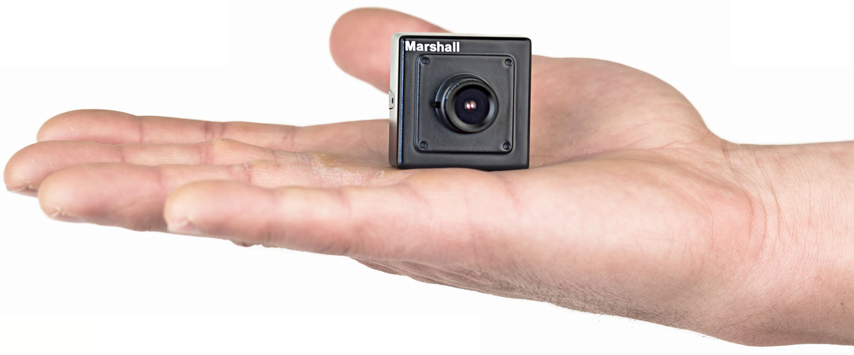 Marshall launch $499 HD-SDI enabled micro-camera for broadcast - Newsshooter