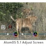 Atomos Release AtomOS 5.1 for the Samurai Blade