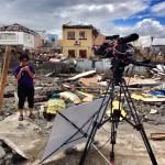 Covering disaster: Al Jazeera's Matt Allard on assignment in the aftermath of Typhoon Haiyan