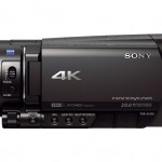 Sony's new 4K consumer cam unveiled