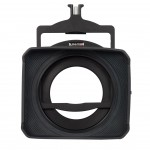 Alphatron launch lightweight Sunshade and filter holder for Zeiss Compact Prime lenses