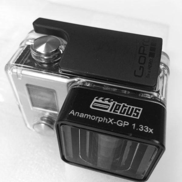 The Letus AnamorphX-GP