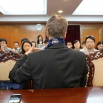 FCPX in action – editing under the gun at the DOCroads documentary workshop in China