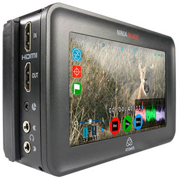 Atomos Launch The Hdmi Ninja Blade External Recorder