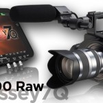 Convergent Design Odyssey 7Q firmware upgrade to record 4K RAW and compressed with the Sony FS700