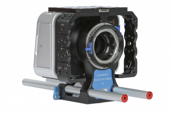 DENZ - PL-Mount Blackmagic Production Camera 4K - 301.0615&301.0584 02