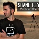 Go Creative Show features one-man-band Shane Reynolds – host and producer of shows for Nat Geo, Discovery and Travel channel