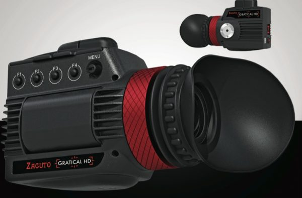 The Gratical HD EVF