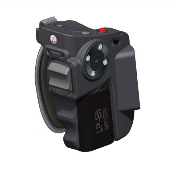 The new Zacuto Control Grip