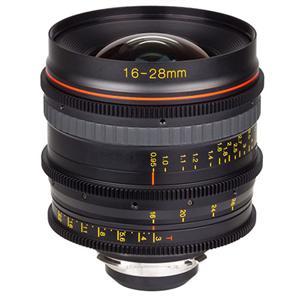 The Tokina 16-28 Cine lens